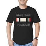 Iraq War Veterans Men's Fitted T-Shirt (dark)