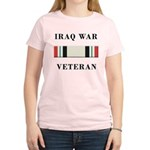 Iraq War Veterans Women's Light T-Shirt