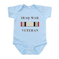 Iraq War Veterans Infant Bodysuit