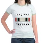 Iraq War Veterans Jr. Ringer T-Shirt