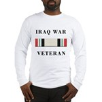 Iraq War Veterans Long Sleeve T-Shirt