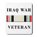 Iraq War Veterans Mousepad
