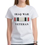 Iraq War Veterans Women's T-Shirt