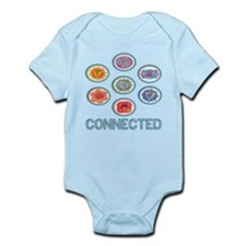 Connected II Infant Bodysuit