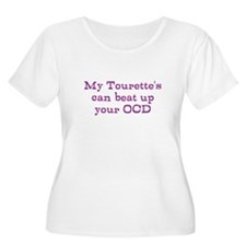 My TS can beat up your OCD T-Shirt