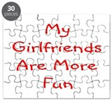 My Girlfriends... Puzzle