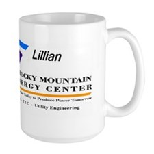 Mug for Lillian @ CALPINE