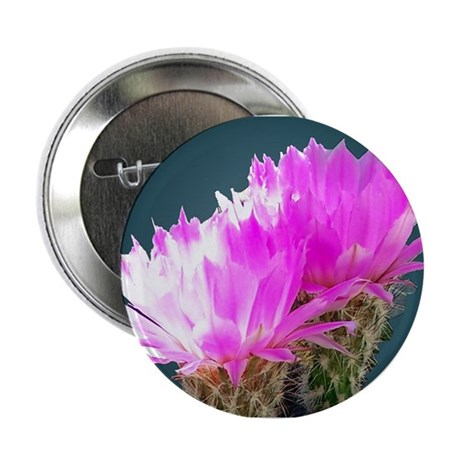 "Cactus Blooms 2.25"" Button (100 pack)"