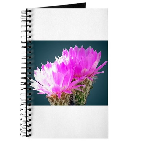 Cactus Blooms Journal