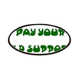 child support Patches