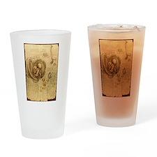 foetus Drinking Glass