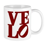Velo Love Mug