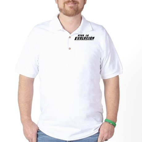 Viva la Evolucion Golf Shirt