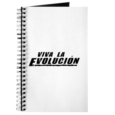 Viva la Evolucion Journal