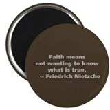 Faith Means Magnet