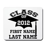 Customizable Senior Mousepad