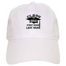 Customizable Senior Baseball Cap
