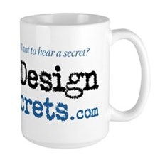 Large InDesignSecrets Mug