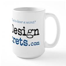 Large InDesignSecrets Mug