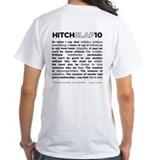 Christopher Hitchens Hitchslap 10 Shirt