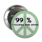 "99 Percent Occupy 2.25"" Button (10 pack)"