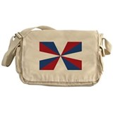 Naval Jack of The Netherlands Messenger Bag