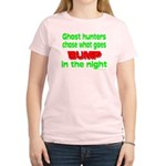 Ghost Hunters Bump in Night Women's Light T-Shirt
