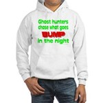 Ghost Hunters Bump in Night Hooded Sweatshirt