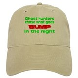 Ghost Hunters Bump in Night Baseball Cap