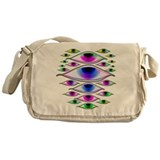 All Seeing Messenger Bag