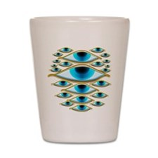 All Seeing Shot Glass