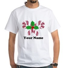 Personalized Candy Canes Shirt