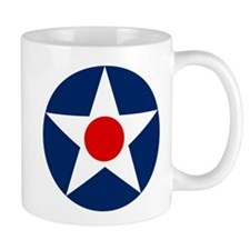 US Army Air Corps Roundel (1926) Mug