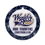 Air Traffic Controller Ornament Gift