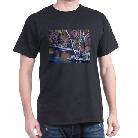 Aspen Reflections Black T-Shirt