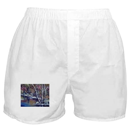 Aspen Reflections Boxer Shorts