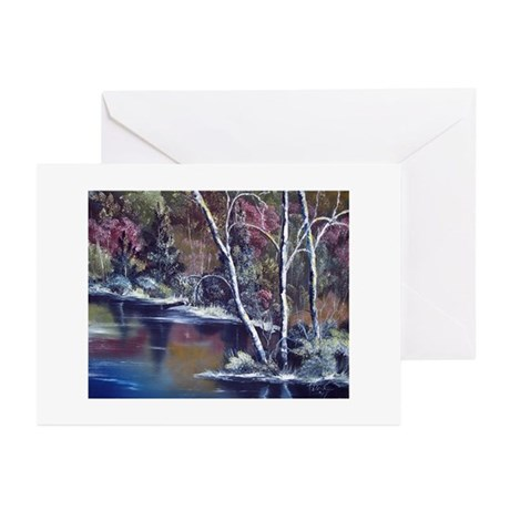 Aspen Reflections Greeting Cards (Pk of 10)