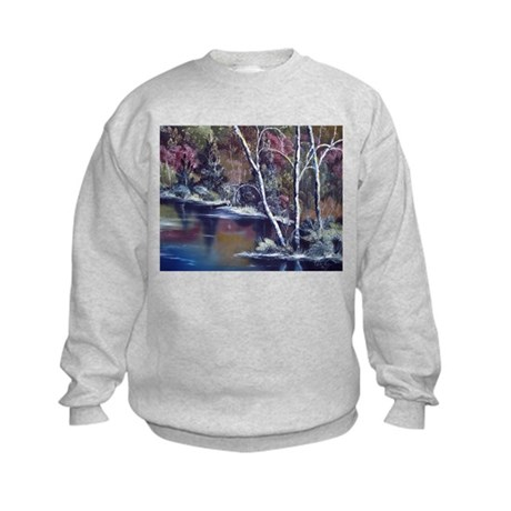 Aspen Reflections Kids Sweatshirt
