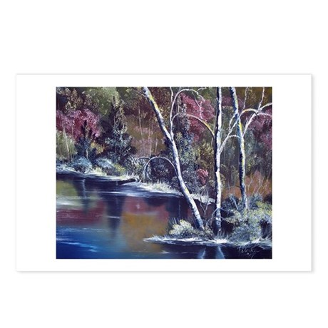 Aspen Reflections Postcards (Package of 8)