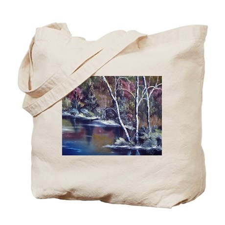 Aspen Reflections Tote Bag
