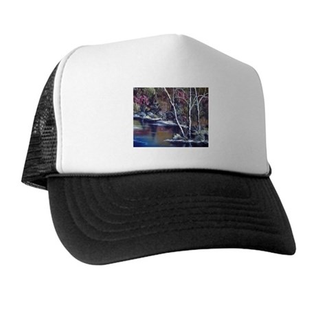 Aspen Reflections Trucker Hat