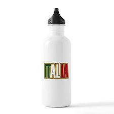 Italia Big and Bold Water Bottle