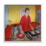 El DJ Booth Tile Coaster