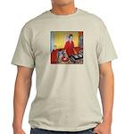 El DJ Booth Ash Grey T-Shirt