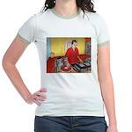 El DJ Booth Jr. Ringer T-Shirt