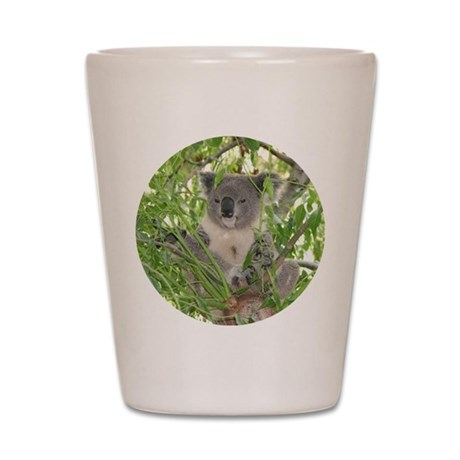 Helaine's Koala Bear Shot Glass