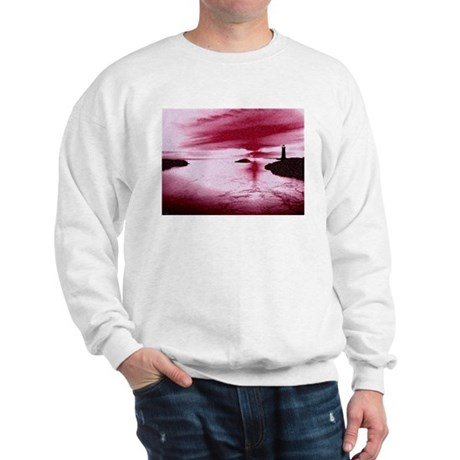 Lighthouse Sunset Sweatshirt