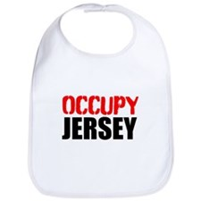 OCCUPY JERSEY Bib