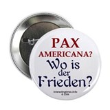 Pax Americana (German) Button
