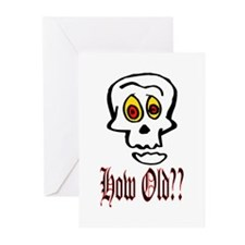 How Old Greeting Cards (Pk of 10)